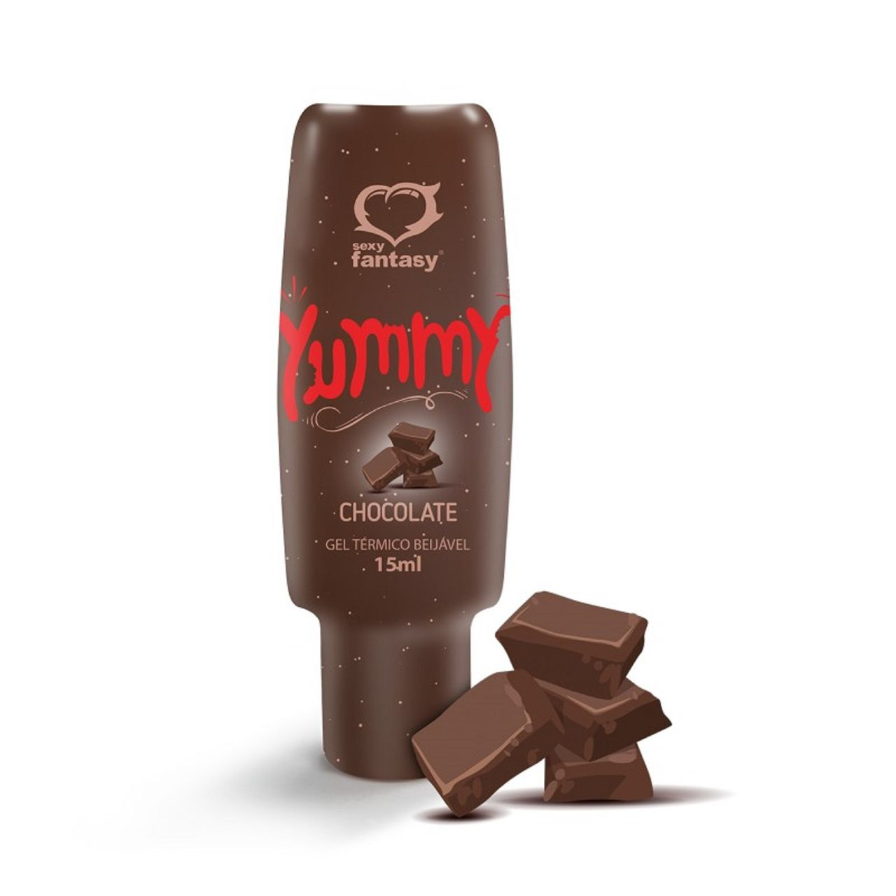 GEL TÉRMICO YUMMY CHOCOLATE 15ml