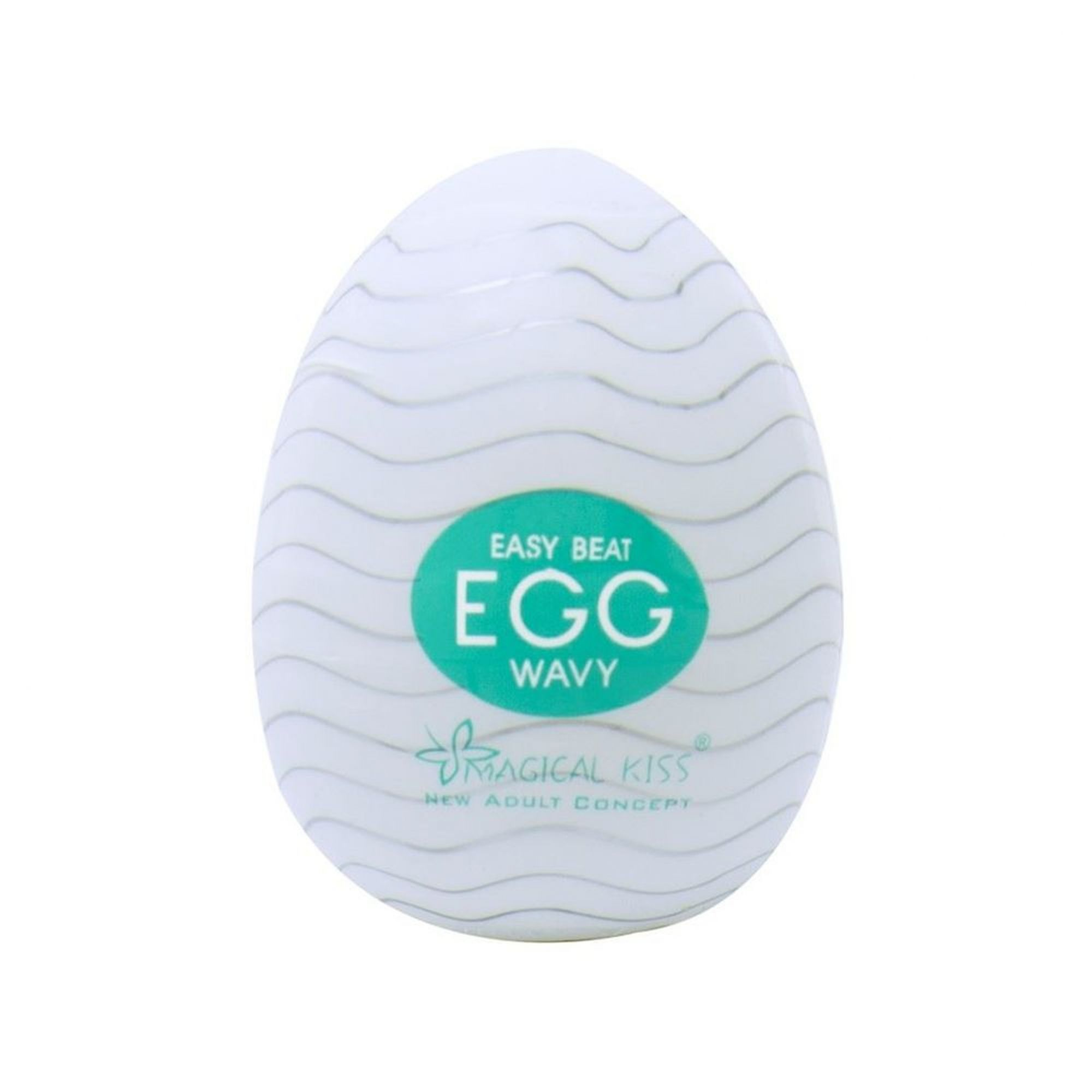 OVO MASTURBADOR EGG MAGIC KISS