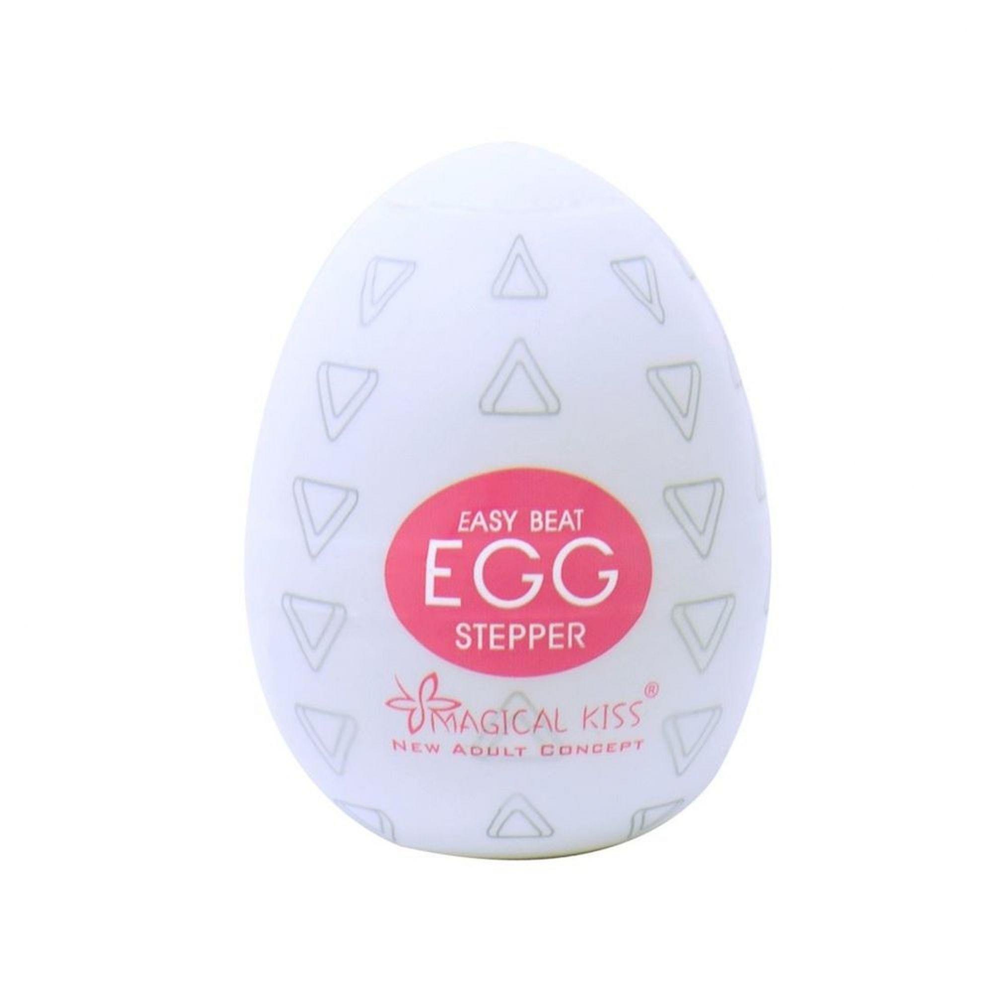 Ovo Masturbador Egg Magic kiss