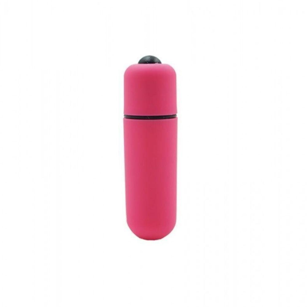 Power Bullet Cápsula Vibratória Aveludada com 10 Modos de Vibração