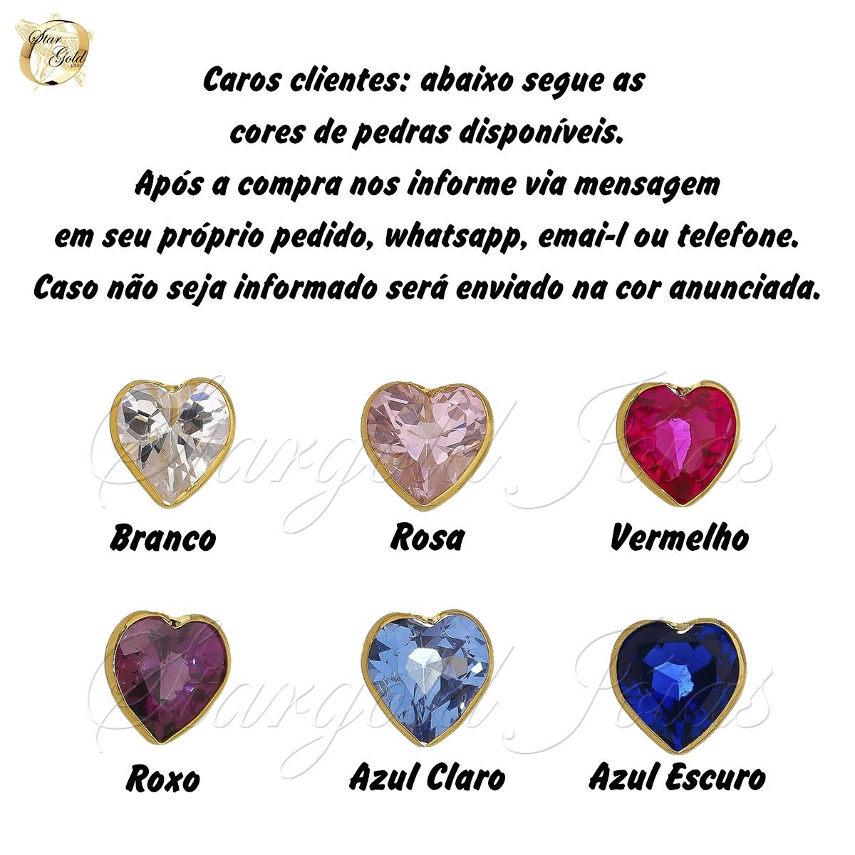 Brinco Romance Ouro 18k