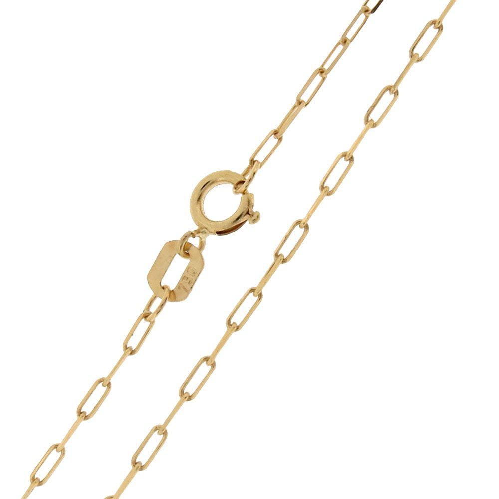 Corrente Cartier 60cm Ouro 18k