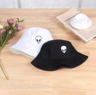 Chapéu Bucket Preto ou Branco Et