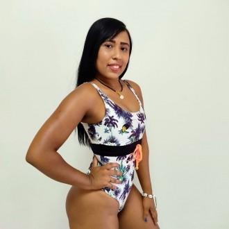 Maiô Fio Dental Estampado Tucano Ref 53