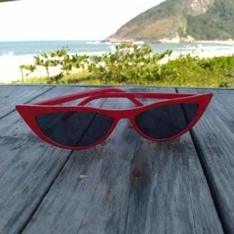Óculos de Sol Blogueirinha Vermelho