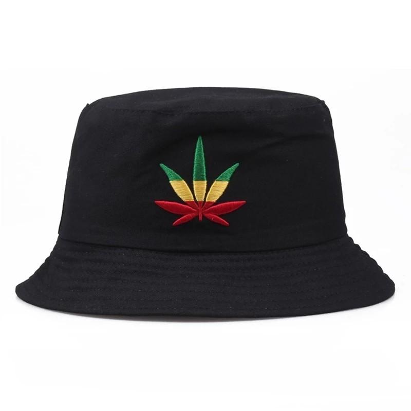 Chapéu Bucket Pescador Bob Marley