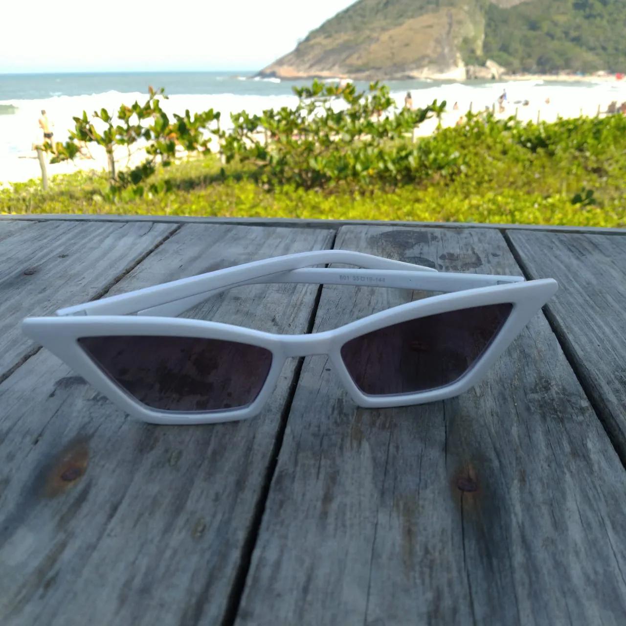 Óculos de Sol Blogueirinha Branco