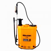 Pulverizador costal a bateria 12 volts 20 litros com 5 bicos - SS-20B - Brudden