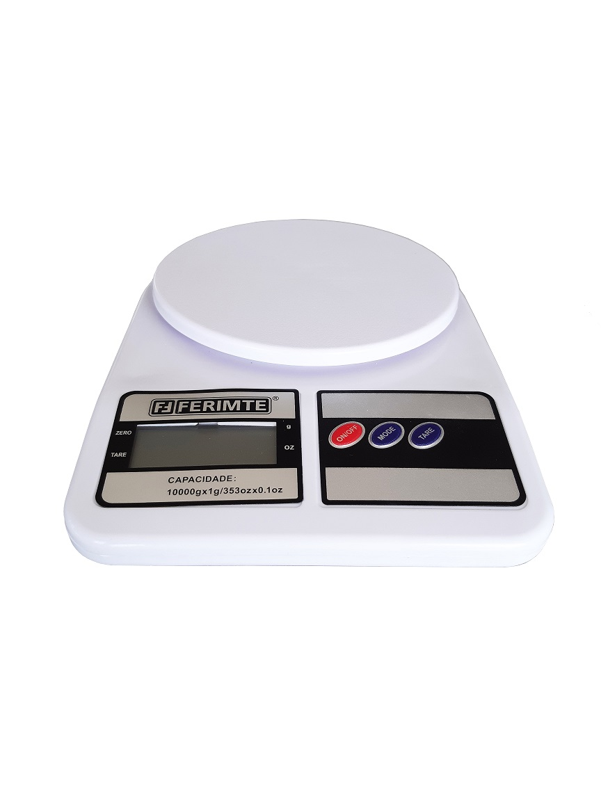 Balança Cozinha Digital 10 KG - FERIMTE