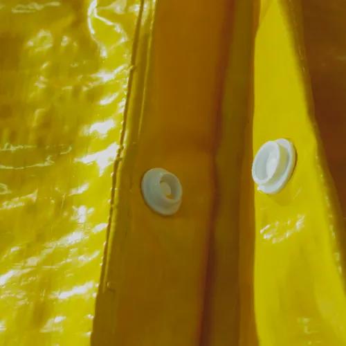 Capa de Chuva Amarela KPS