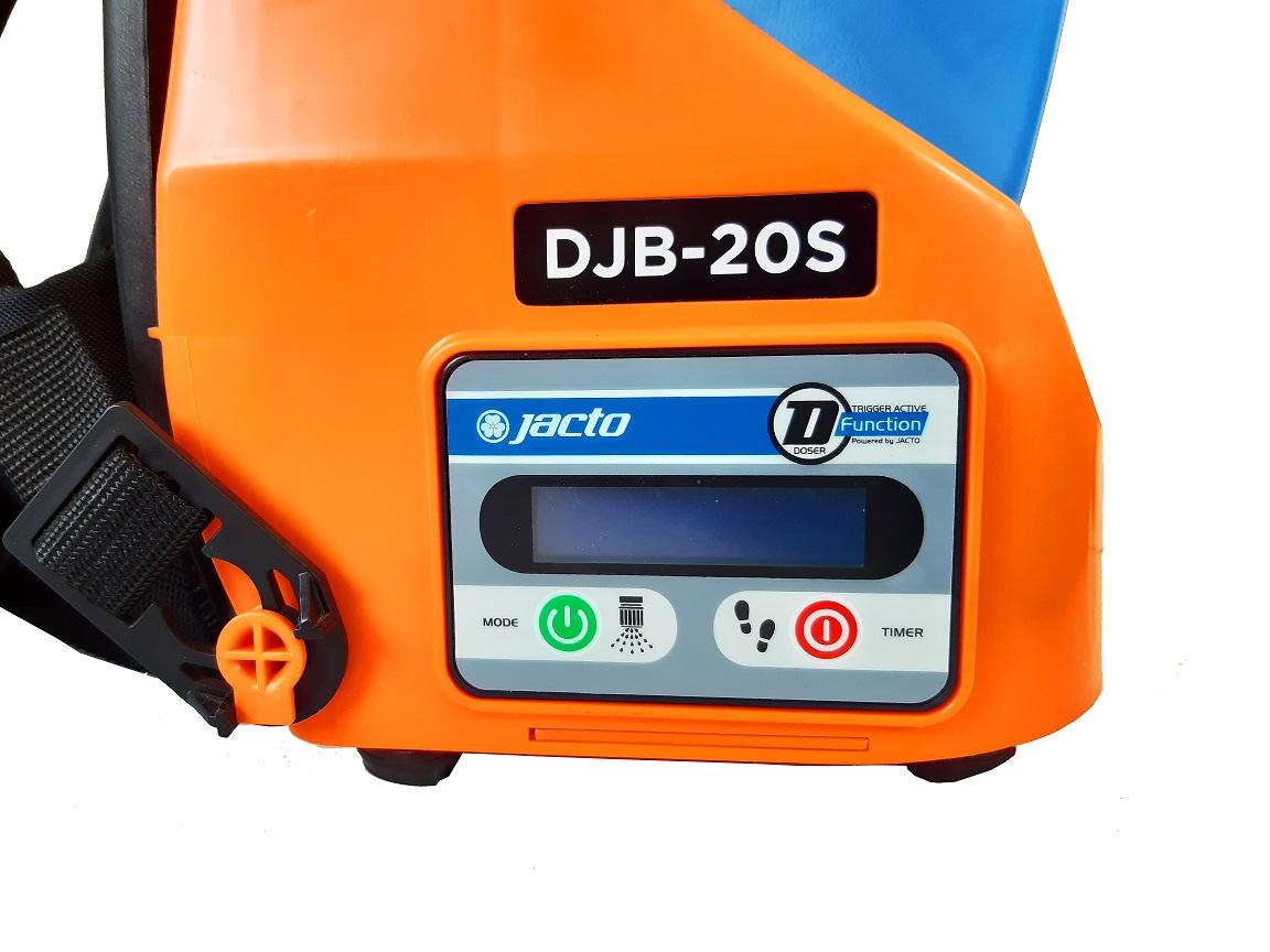 Pulverizador a bateria Jacto DJB-20S