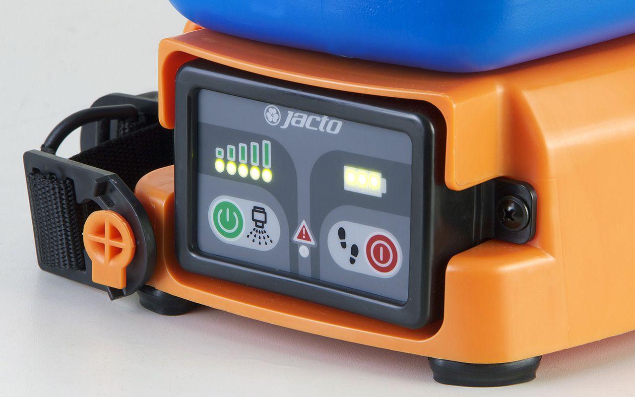 Pulverizador a Bateria PJB Jacto
