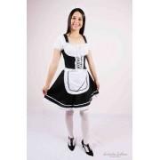 Vestido fantasia empregada domestica