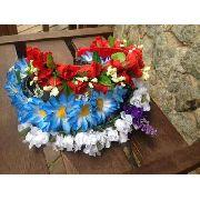 Tiara Flores Headband