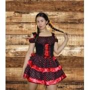 Fantasia Vestido Caipira De Luxo Lindos Artesanais variados