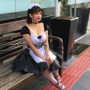 Empregada Cosplay Kawai Anime e Lolita
