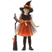 Fantasia Bruxa Infantil