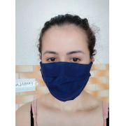 Máscara de Proteção Tecido Liso Dupla Face