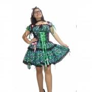 Vestido Caipira Juliette De Luxo
