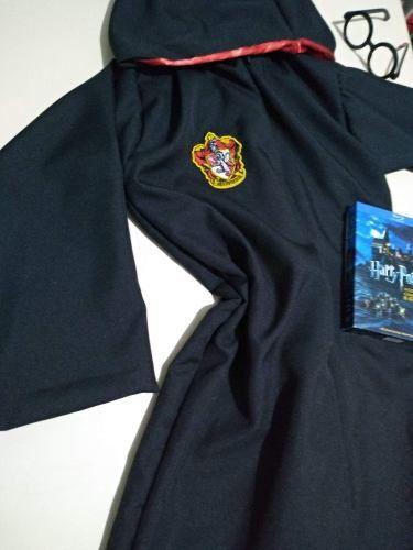 Fantasia Capa Harry Potter Unisex - Casas