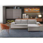 - Sofá 3 Lugares com Chaise   210