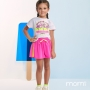 Conjunto Infantil Feminino Momi Summer Day