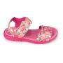 Sandália Infantil Feminina Bibi Basic Sandals Mini Estampado