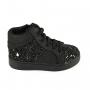 Tênis Infantil Feminino Bibi Urban Boots Glitter