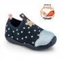 Tênis Infantil Feminino Fisioflex 4.0 Estrelas Glitter