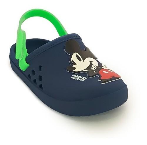 Babuche Infantil Masculina Grendene Disney Love Baby Mickey