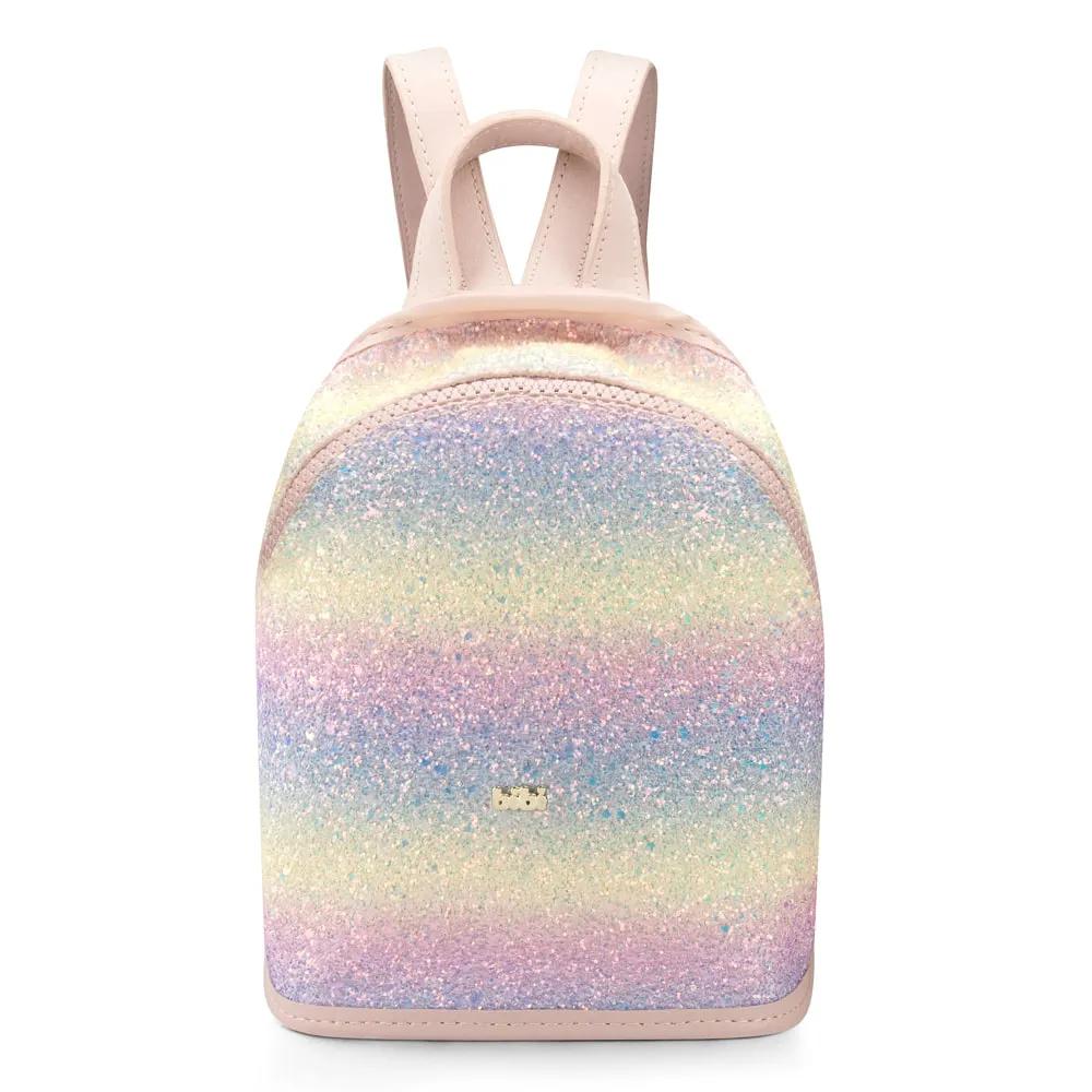 Bolsa Infantil Feminina Bibi Gliter Tie-Dye