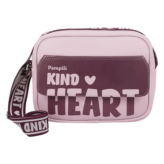 Bolsa Infantil Pampili Tiracolo Kind Heart