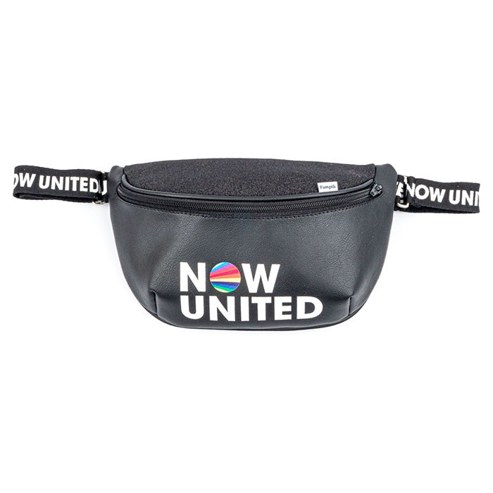Bolsa Pochete Infantil Pampili Now United