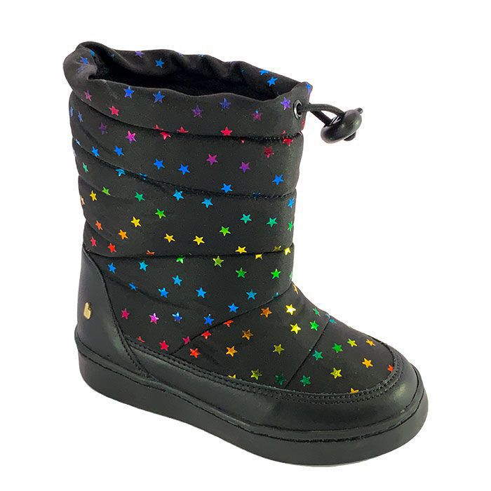 Bota Infantil Feminina Bibi Urban Boots Estrelas