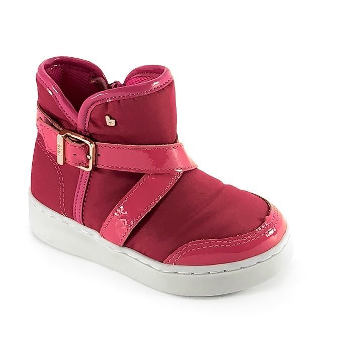 Bota Infantil Feminina Bibi Urban Boots Frida