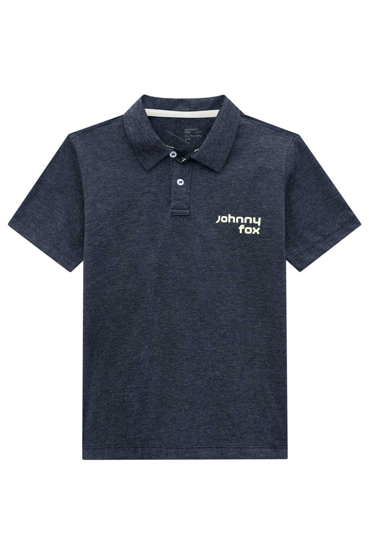 Camisa Infantil Masculina Johnny Fox