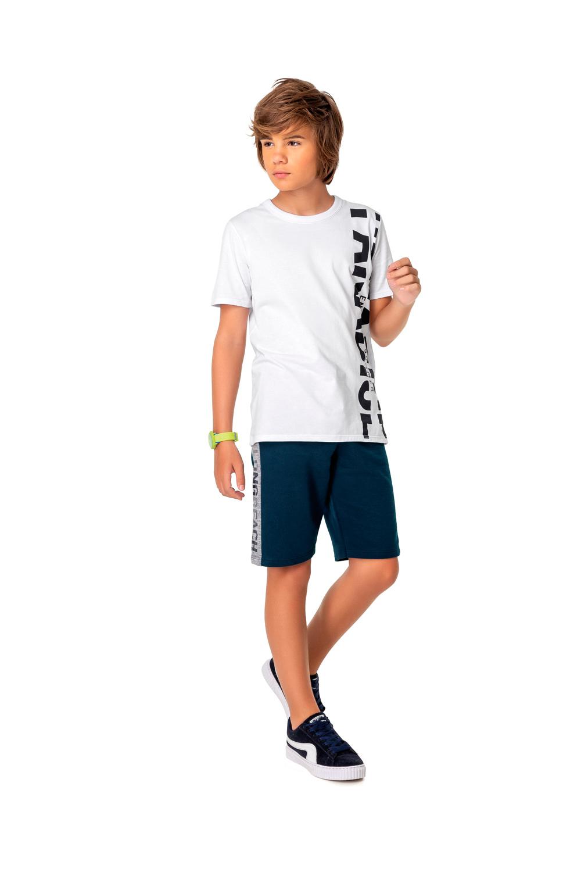 Camiseta Infantil Masculina Malwee Paradise