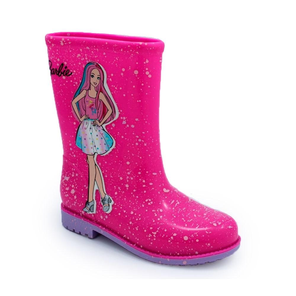 Galocha Infantil Feminina Grendene Barbie Fashion
