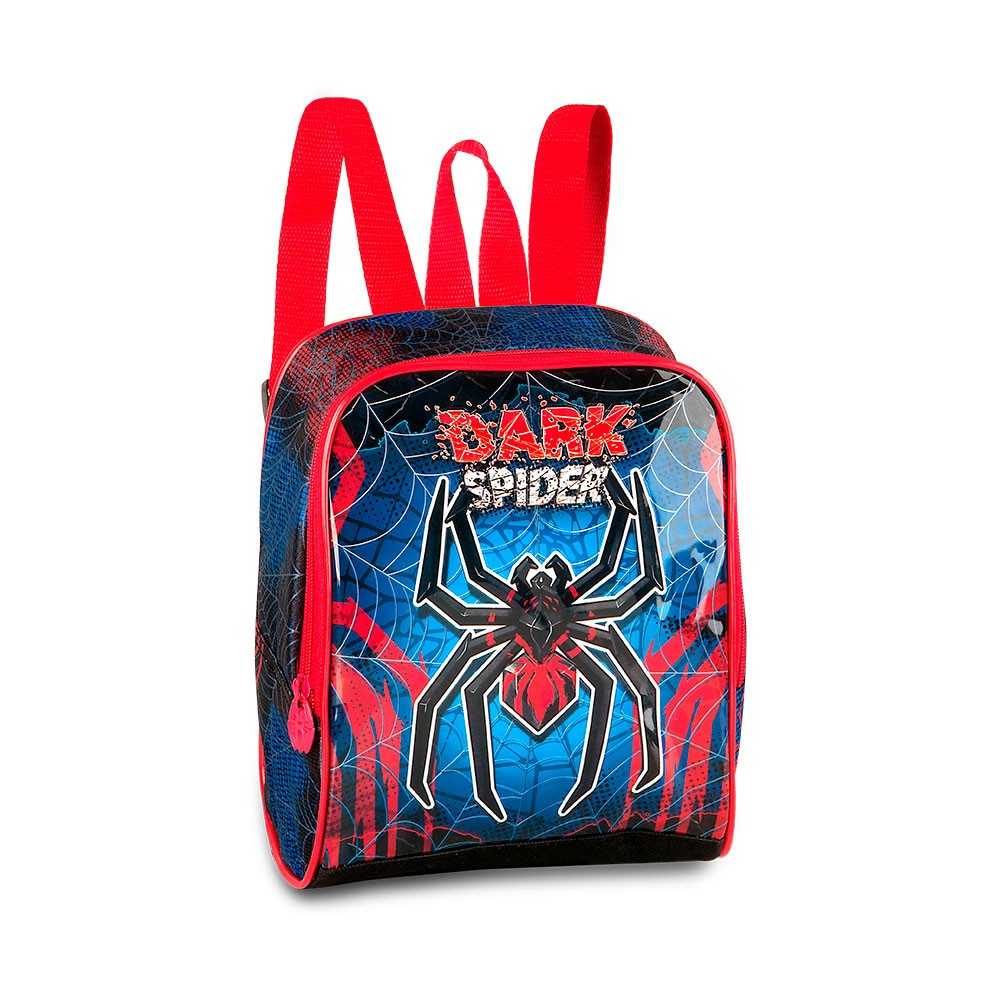 Lancheira Infantil Masculina Dark Spider