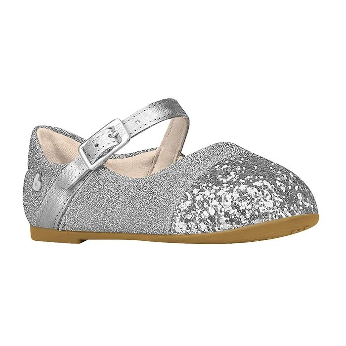 Sapato Infantil Feminino Bibi Anjos Mini Glitter