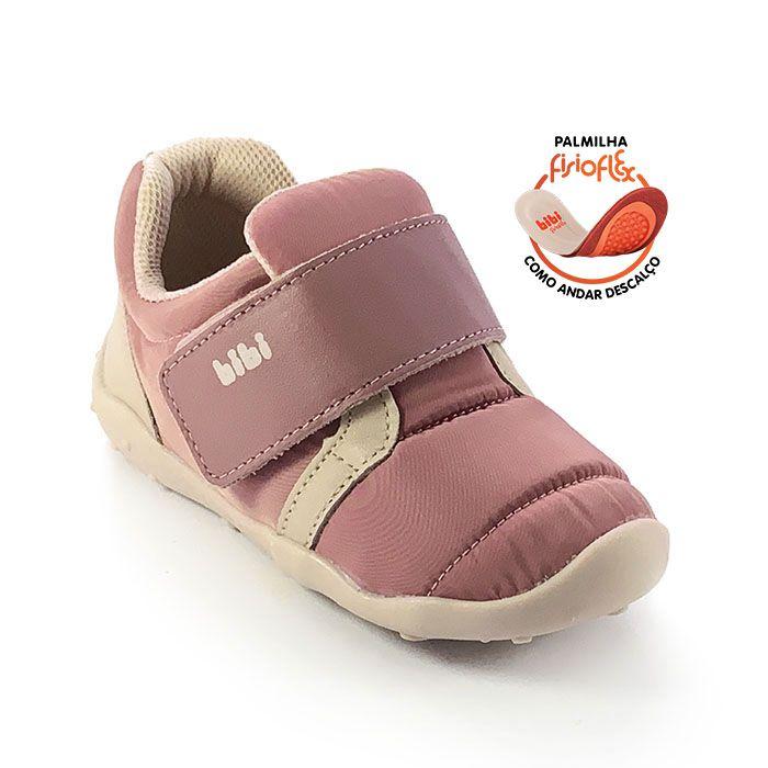 Tênis Infantil Feminino Bibi Fisioflex 4.0