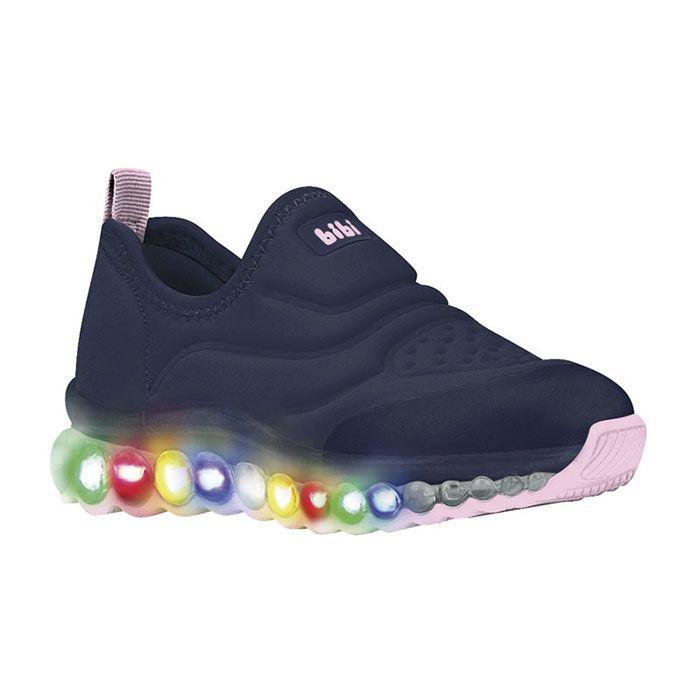 Tênis Infantil Feminino Bibi New Roller Celebration