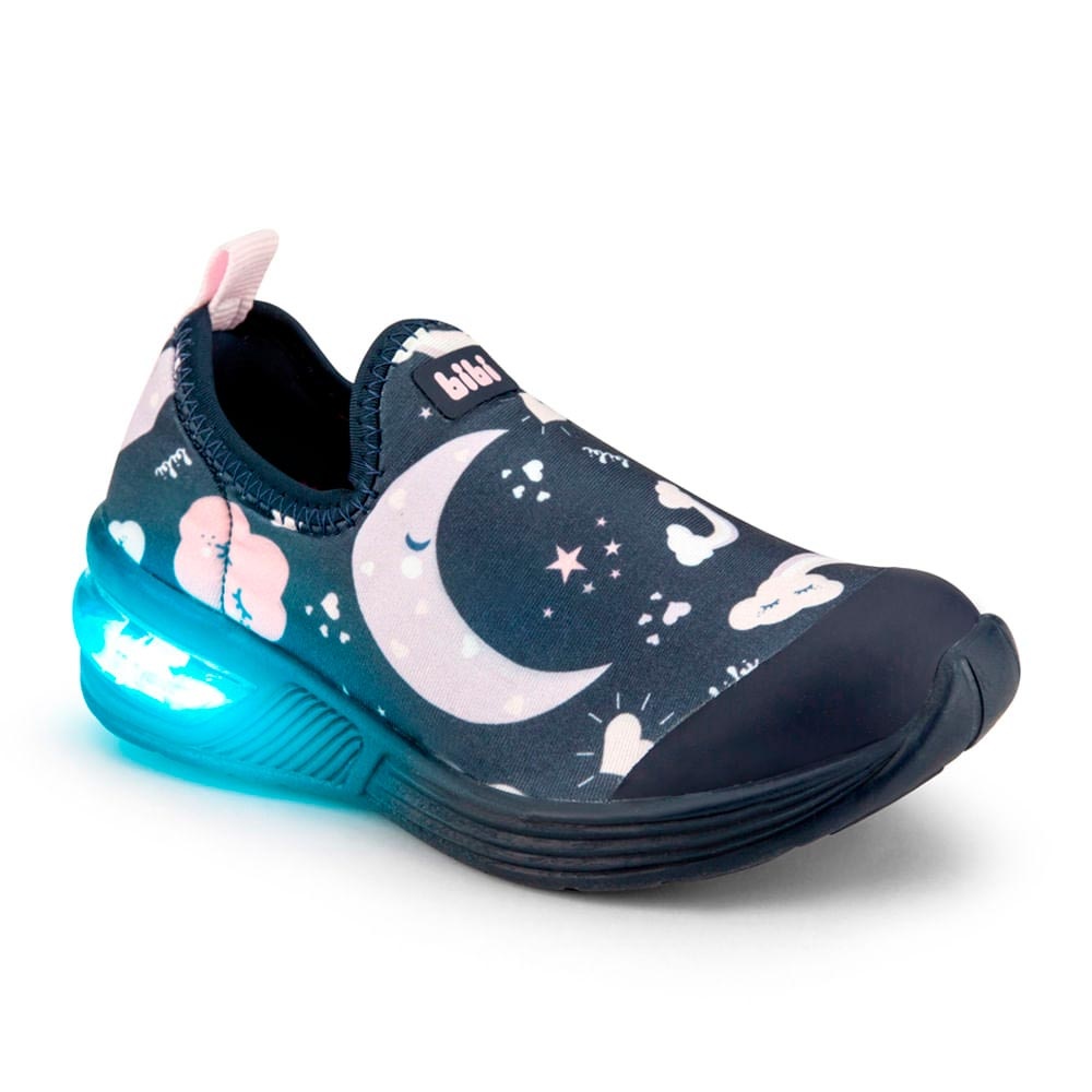 Tênis Infantil Feminino Bibi Space Wave 2.0