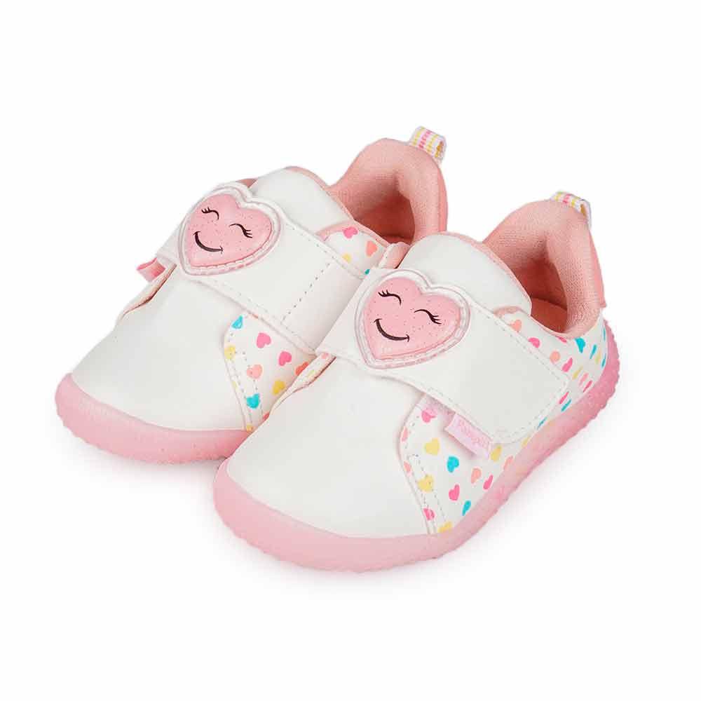 Tênis Infantil Feminino Confort Baby