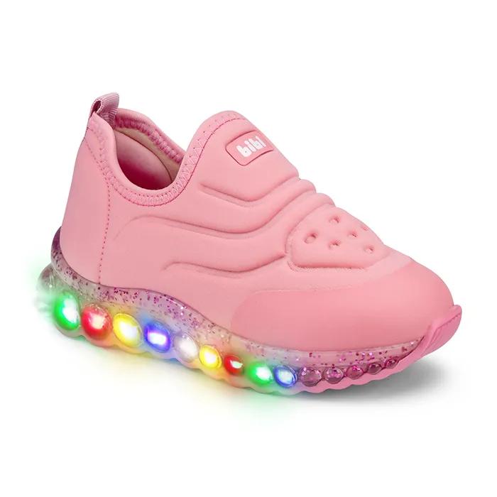 Tênis Infantil feminino Roller Celebration Glitter