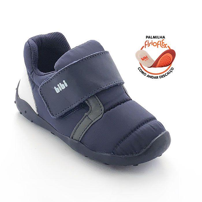 Tênis Infantil Masculino Bibi Fisioflex 4.0