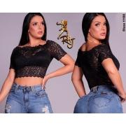 Blusa Rhero Jeans