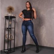 Calça Jeans Super Skinny Feminina Pit Bull Jeans