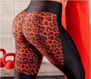 Legging Fitness Animal Print Collor Pit Bull Jeans
