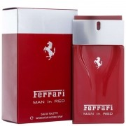 Ferrari Man In Red Ferrari Eau de Toilette Masculino 100ml
